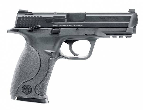 S&W M&P40 TS - Blowback Softgun